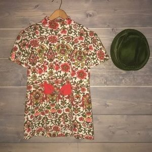 Awesome 60's top